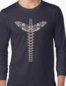 Winged spine Long Sleeve T-Shirt