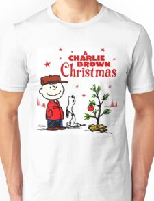 CHARLIE BROWN CHRISTMAS 14 Unisex T-Shirt