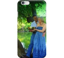 """""""In Love Lies the Seed of our Growth"""" iPhone Case/Skin"""