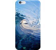 Vertical Blue iPhone Case/Skin