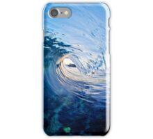 Vertical Blue iPhone Case/Skin