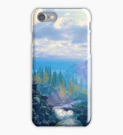 Here be dragons - Skyrim iPhone Case/Skin