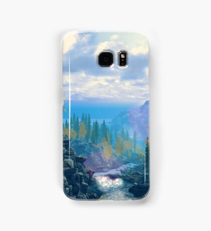 Here be dragons - Skyrim Samsung Galaxy Case/Skin