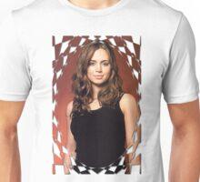 Buffy Angel Faith Eliza Dushku 2 Unisex T-Shirt