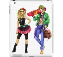 Legend of 80s, Skyward High  iPad Case/Skin