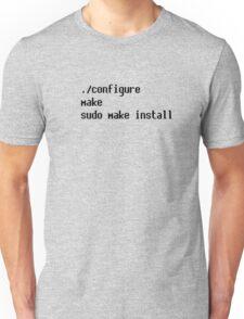 Source Tarballs! Unisex T-Shirt
