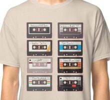 Stranger Things Mix Classic T-Shirt