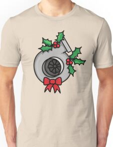 not your typical wreath Unisex T-Shirt
