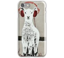 The Sound Of Urban Sheeps iPhone Case/Skin