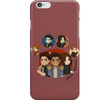 mccall pack s3 iPhone Case/Skin