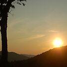 Kangamagus Sunset by Littlehalfwings