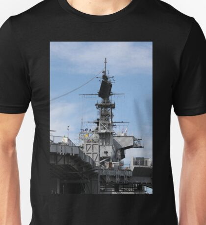 Navy Ship Unisex T-Shirt