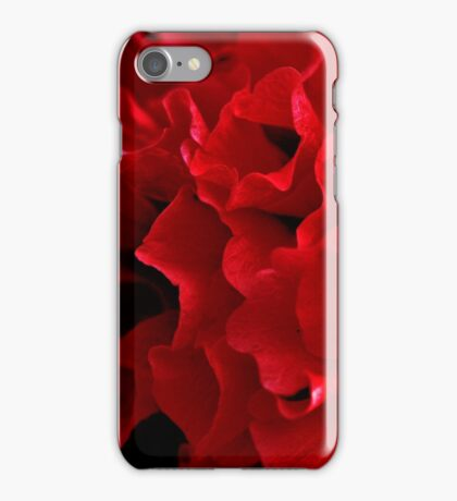 Velvet Flower iPhone Case/Skin