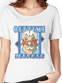 Old Time Hippie Happiness Women's Relaxed Fit T-Shirt