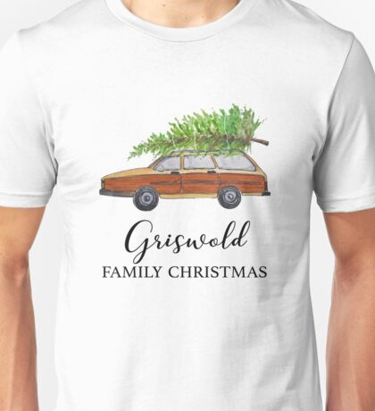 Christmas vacation Griswold family Christmas Unisex T-Shirt