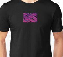 purple flying iphones  Unisex T-Shirt