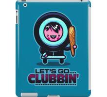 Clubbin' iPad Case/Skin