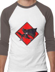Obsidian Men's Baseball ¾ T-Shirt