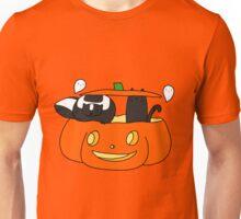 Halloween Skunk Unisex T-Shirt