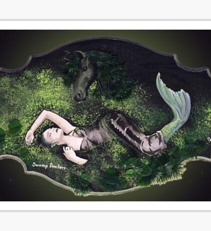 Swamp Dwellers Sticker