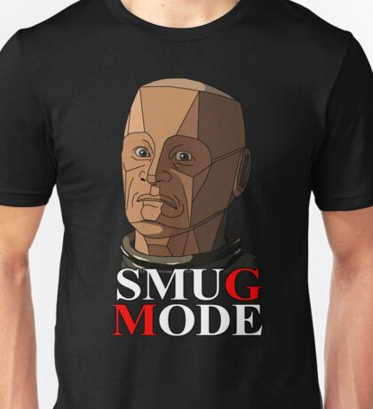 Kryten in Smug Mode Unisex T-Shirt