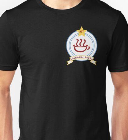 K-ON! - Hōkago Tea Time Name Badge (Ritsu) Unisex T-Shirt