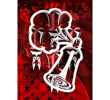 Graffiti Nation Photographic Print