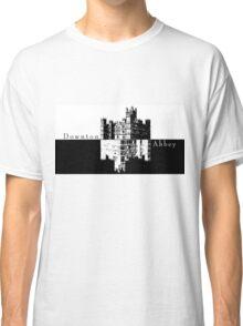 downton abbey Classic T-Shirt