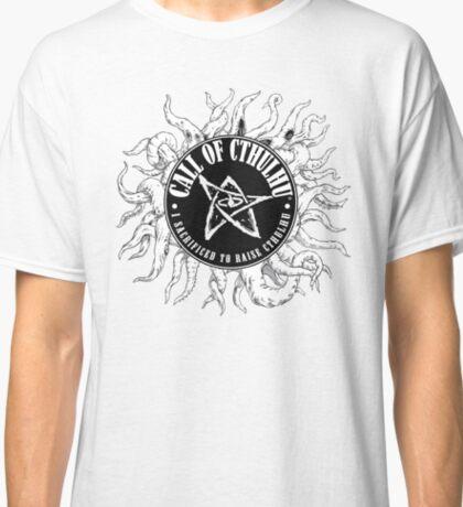 Call of Cthulhu 7e 1000% Backer T-Shirt Classic T-Shirt