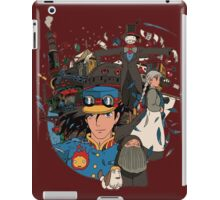 Castle! iPad Case/Skin