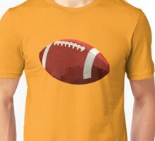 Football Crosshatch Unisex T-Shirt