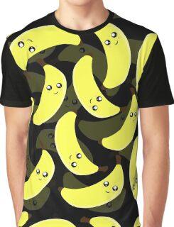 Happy Banana Graphic T-Shirt