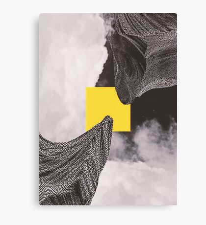 Interloper Canvas Print