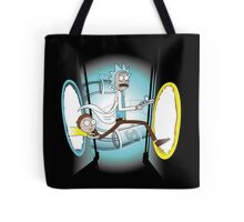 Rick and Porty - shirt phone and ipad case Tote Bag