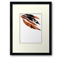 Kurama Framed Print
