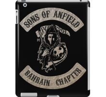 Sons of Anfield - Bahrain Chapter iPad Case/Skin