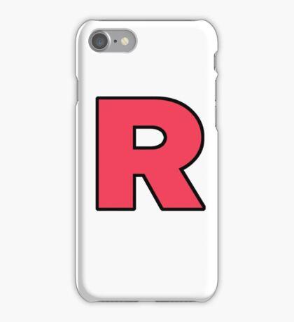 Prepare for Trouble iPhone Case/Skin