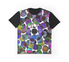 Cluttered Circles III Graphic T-Shirt
