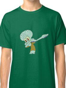 Squidward Dab'en on em Classic T-Shirt