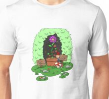 Don't touch the plant Unisex T-Shirt
