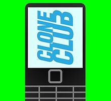 Clone Club - Green Version by Joshua Bell