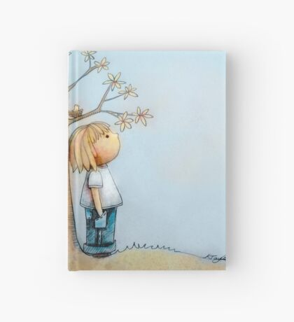 stop and smell the flowers Hardcover Journal