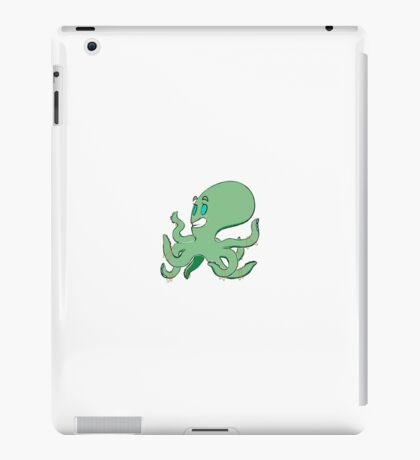 Octopus Bling iPad Case/Skin