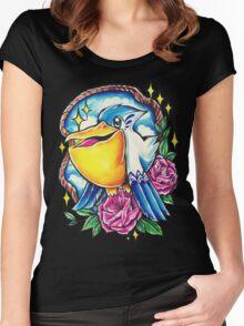 Pelipper Women's Fitted Scoop T-Shirt