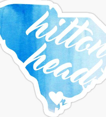 Hilton Head Sticker