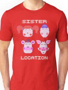 Sister Location Gang Unisex T-Shirt