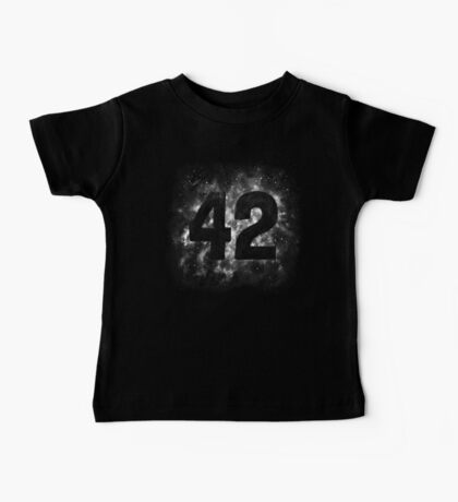 42 in Space Baby Tee