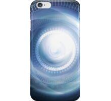 White Hole iPhone Case/Skin