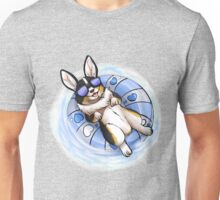 """Spoiled"" Corgi Tri Unisex T-Shirt"
