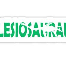 Plesiosaurus Sticker